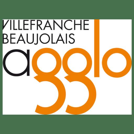 Logo agglo villefranche beaujolais