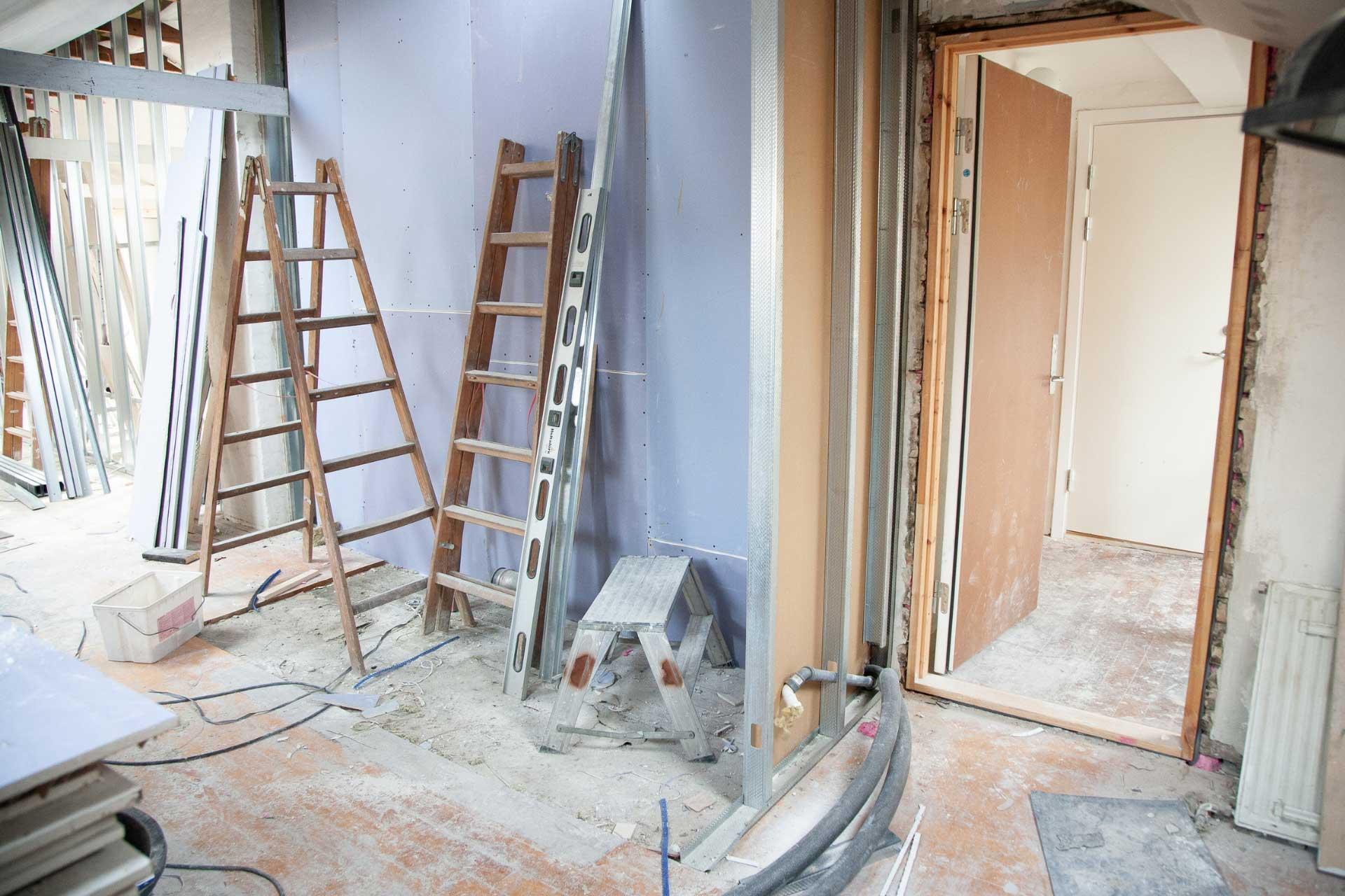 Le transit renovation interieur maison
